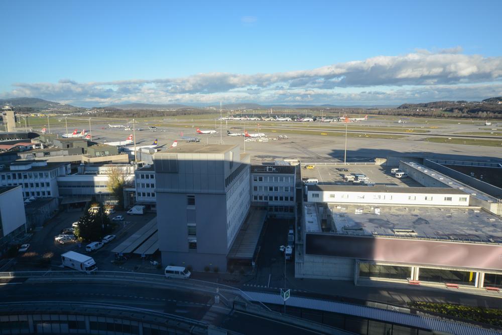 TOP Parking Flughafen Zuerich